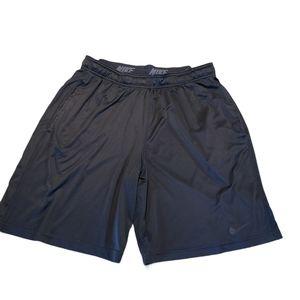 FLAWED Nike Men's Dri-FIT Shorts sz L